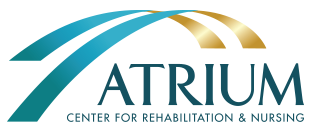 Atrium Center for Rehabilitation & Nursing Logo