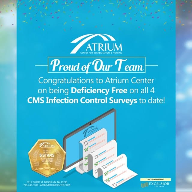 Atrium CMS Infection