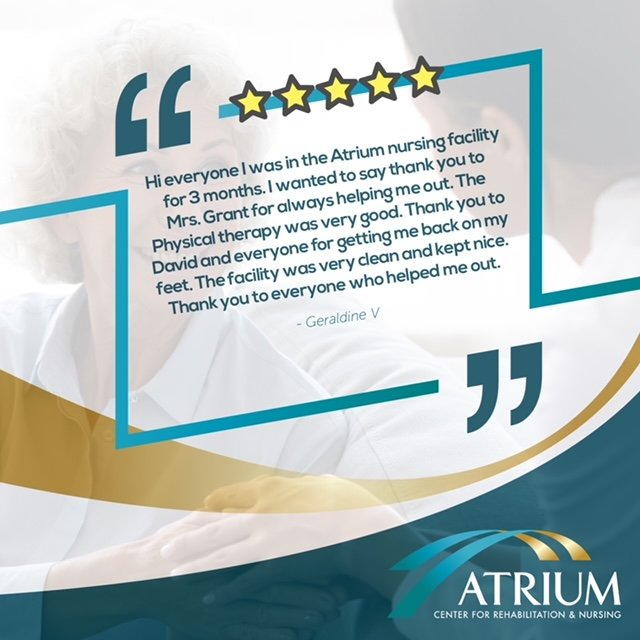 Review from Geraldine V.