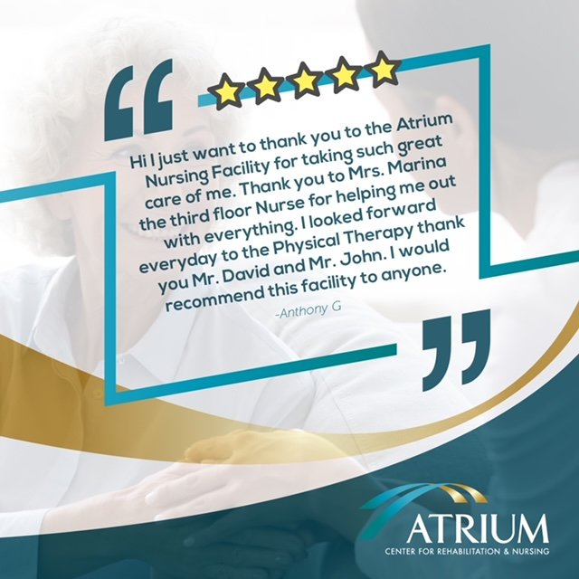 Review from Anthony G.