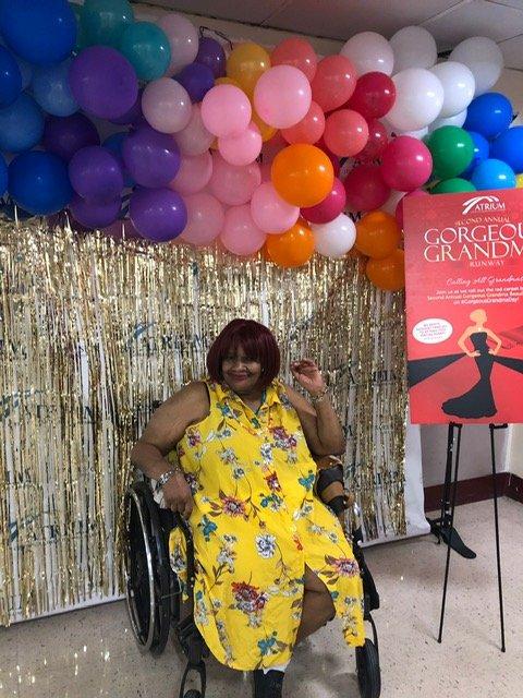 2021 Gorgeous Grandma Beauty Pageant